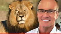 Cecil the Lion -- Zimbabwe Conservation Group to Dentist: Here's the Drill ...