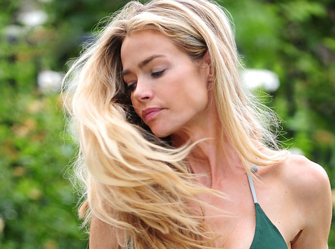 Still a Wild Thing! Denise Richards, 44, Shows Off Hot Bod in Teeny Bikini