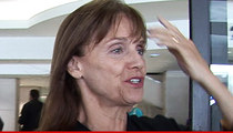 Valerie Harper -- Hospitalized in Maine