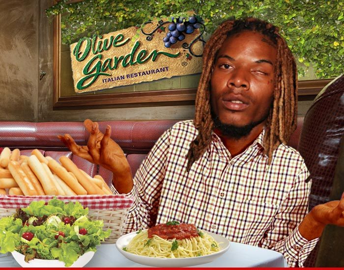 Fetty Wap    Olive Garden Is Lucky I Paid Anything   TMZ.com