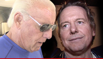 Ric Flair on Roddy Piper -- 'World Won't be the Same'