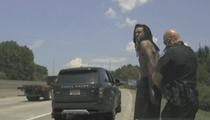 Indiana Pacers' Jordan Hill -- Topless Arrest In Atlanta ... Larry Bird Upset