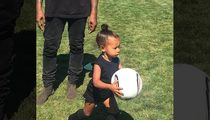 Kim Kardashian -- I'm a Soccer Mom Now!