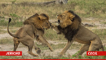 Cecil The Lion -- Brother Jericho Shot Dead By Poachers