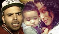 Chris Brown -- Fighting Back Against Bad Parenting Claims ... I'm a Good Father!