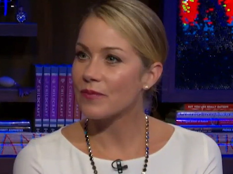Christina Applegate Opens Up About Dating and Ditching Brad Pitt