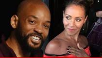 Will Smith -- Jada and I Aren't Divorcing ... So Stop the Foolishness!!!