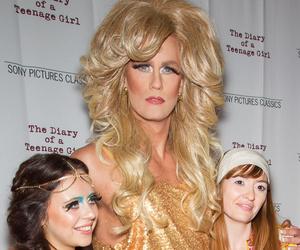 Alexander Skarsgard Dresses In Drag at 'Diary of a Teenage Girl' Premiere ...…