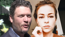 Blake Shelton Threatens Magazine Over Affair Allegation ... I Never Touched That Woman