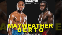 Floyd Mayweather Jr. -- I Guarantee Victory Over Andre Berto