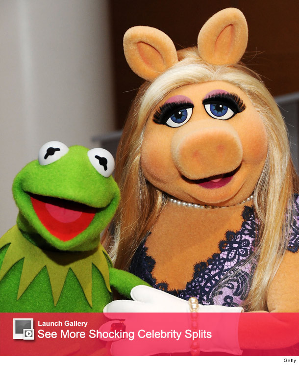 Kermit the frog is dating
