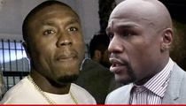 Andre Berto -- Pay Attention, Floyd Mayweather Jr. ... I'll Teach YOU About 'History'