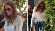 Caitlyn Jenner -- On a Mission For Tom Cruise Rendezvous (PHOTOS)
