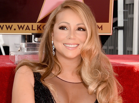 Mariah Carey's Twins Steal the Show at Her Walk of Fame Ceremony