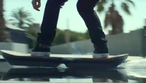 Hoverboards Are Here ... But They're Too Cool For You (VIDEO)
