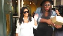 Kim Kardashian -- I Got One Big Fat Tip for You  (VIDEO)