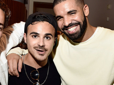 "Wheelchair Jimmy Returns! See Drake's ""Degrassi"" Reunion"
