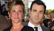 Jennifer Aniston & Justin Theroux Wedding … A Little Chill, A Little Rage