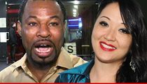 'Sugar' Shane Mosley -- My Ex-Wife Robbed Me ... We Were NEVER Really Married