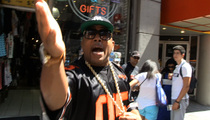 'Shark Tank' Star Daymond John -- I LOVE the KKK Guy Rocking FUBU (VIDEO)
