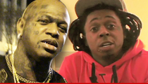 Birdman -- I Had Nothing to Do With Lil Wayne Bus Shooting ... And He Knows It!!!