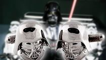 Star Wars Sues -- The Force Is Strong ... With These Thieves