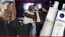 Diddy -- WTEff? Machine Gun Kelly Drinks Enemy Vodka With 50 Cent