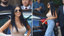 Kourtney Kardashian -- Hot. Damn. (PHOTO)