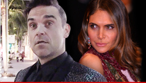 Robbie Williams Countersues 'House Manager' -- Mr. 409 Tried to Clean Me Out