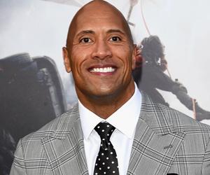 "You've Gotta See Dwayne ""The Rock"" Johnson's Hilarious High School Portrait!"