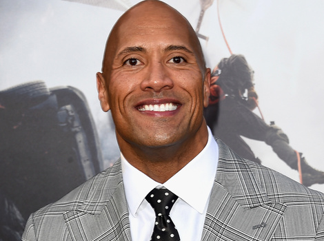 "You've Gotta See Dwayne ""The Rock"" Johnson's Hilarious High School Portrait!"