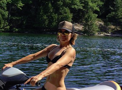 Lisa Rinna, Cristiano, Amy Schumer and More -- See This Week's Best Celebrity TwitPics!