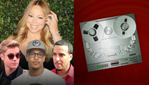 Mariah Carey, Justin Bieber, French Montana, T.I. Join Forces in Song -- 'Why You Mad?'
