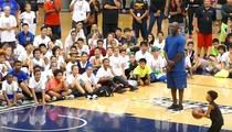 Michael Jordan -- I Found My 1st Round Draft Pick ... In Ten Years (VIDEO)