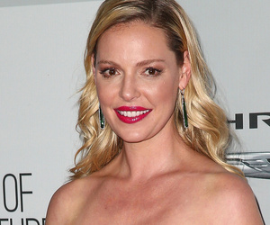 Katherine Heigl Goes Platinum Blonde -- Like the Look?!