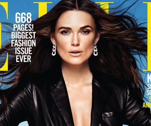 Keira Knightley Flaunts Smokin' Hot Post-Baby Bod in Elle, Reveals Baby Girl's…