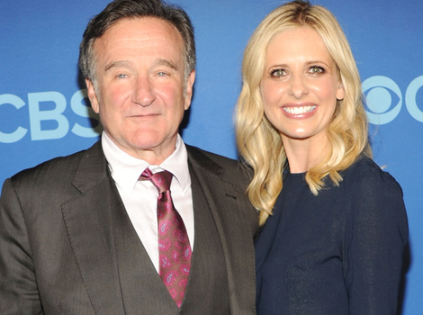 Sarah Michelle Gellar Shares Touching Tribute to Robin Williams on Anniversary of His…