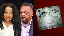 Jesse Jackson's Daughter Records Rap Song ... Dad Has Reservations