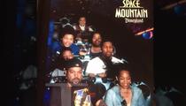 Ice Cube -- Straight Outta Tomorrowland (PHOTO)