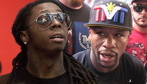 Young Money Sued, Because Lil Wayne's a Bad Sport!!!