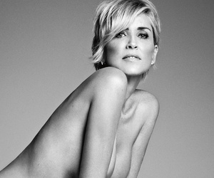 She's Still Got It! Sharon Stone, 57, Goes Completely Naked For Harper's Bazaar