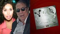 V. Stiviano -- Sounds of Total Delusion ... I Made the Clippers Famous!!