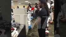 Jason Derulo -- Booted From Flight After Airport Shouting Match