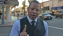 Terrence Howard -- What Lucious Would Do in My Court Case (VIDEO)