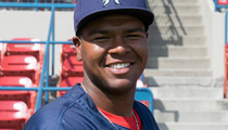 Milwaukee Brewers Minor Leaguer -- I'm Gay ... 1st Active MLB Player to Come Out