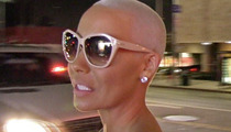 Amber Rose -- Victim in Alleged Prostitution Ring