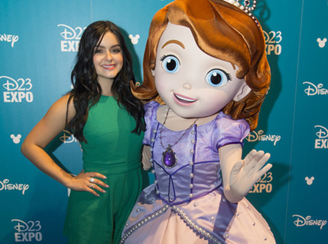 Ariel Winter Stuns on First Red Carpet Since Breast Reduction Surgery