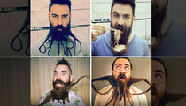 30 Wild Incredibeard Works of Art -- See The Crazy Chin Coifs!