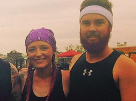 """""""Teen Mom's"""" Maci Bookout Shows Off Fit Post-Baby Bod Three Months After Giving Birth"""