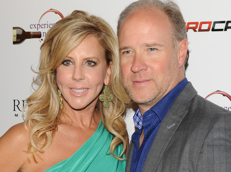 """RHOC"" Star Vicki Gunvalson Calls It Quits Again With Longtime Boyfriend Brooks…"